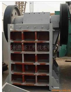 郑州鼎盛PE600*900鄂式破碎机