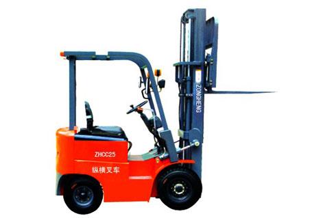 中方机械ZHCC25电动叉车