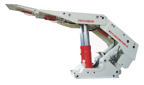 大江信达ZY8000/25/50掩护式液压支架