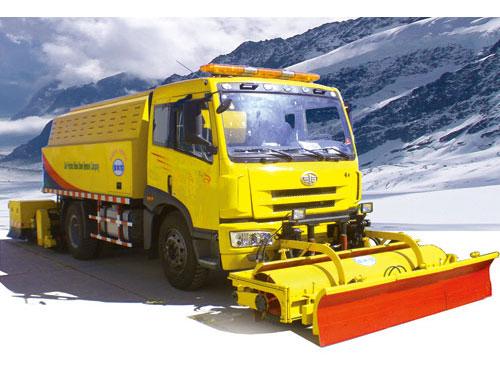 暴风雪CZ-2420-2多功能除雪机