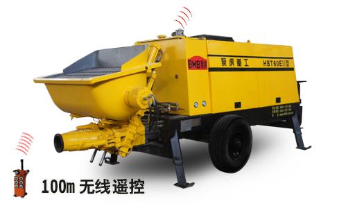 泵虎HBT60EⅢ拖泵