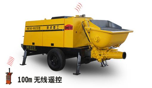 泵虎HBT65-90ZⅢ拖泵