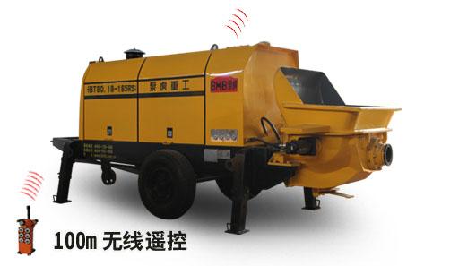 泵虎HBT80.18-132S拖泵