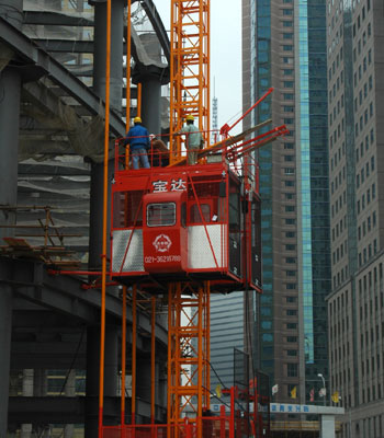 宝达SCD200(/200)施工升降机