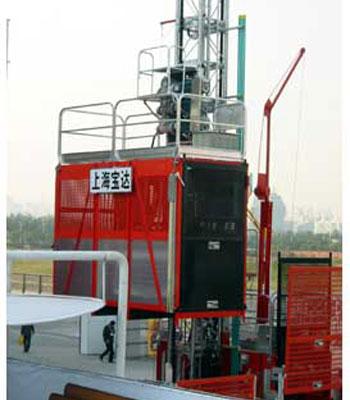 宝达SC160(/160)施工升降机