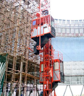 宝达SC200/200N多功能系列施工升降机图片