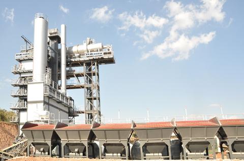 铁拓机械TS3020沥青再生设备图片