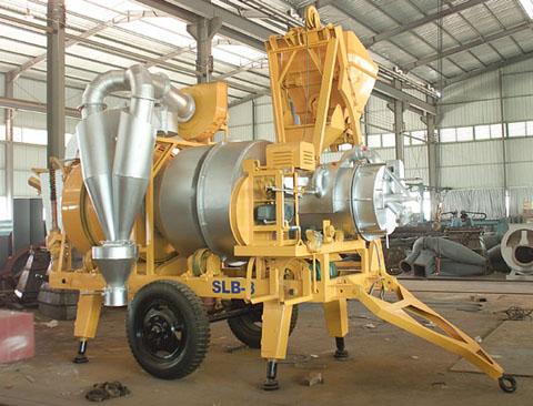 铁拓机械SLB-8沥青搅拌机