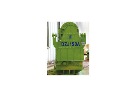 浙江振中DZJ150A可调偏心力矩振动桩锤