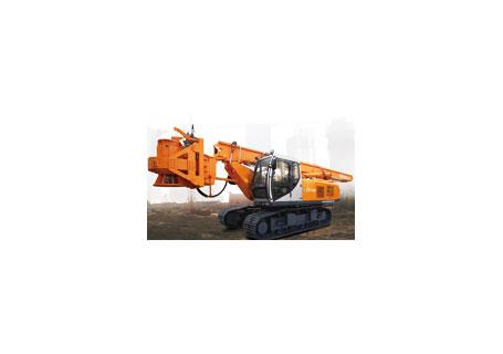 浙江振中ZR120全液压履带式旋挖钻机