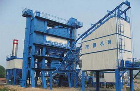 东倡机械QLB-3000沥青混合料搅拌设备