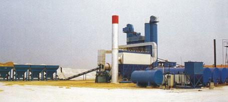 东倡机械QLB-1000沥青混合料搅拌设备