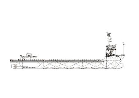 三一甲板运输船