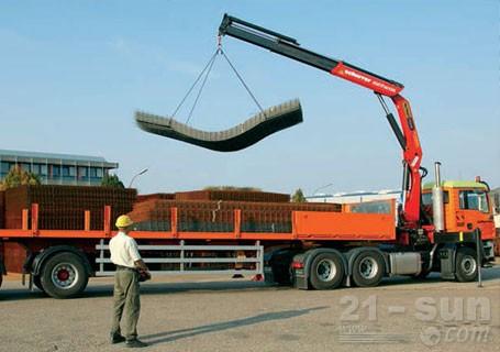 三一帕尔菲格PK-23500折臂吊