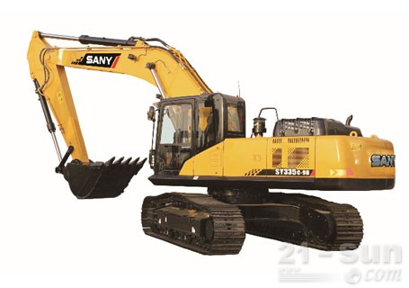 三一SY335C-9H挖掘机