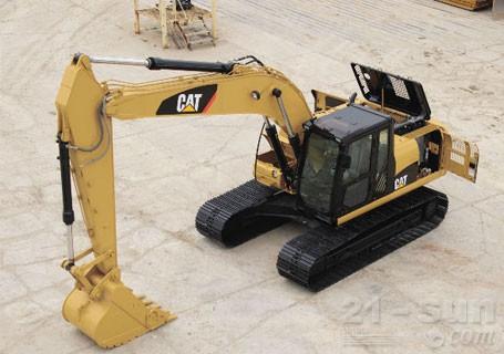 卡特彼勒323D/323DL液压挖掘机