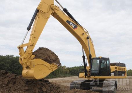 卡特彼勒349D L挖掘机