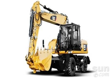 卡特彼勒M315D轮式挖掘机