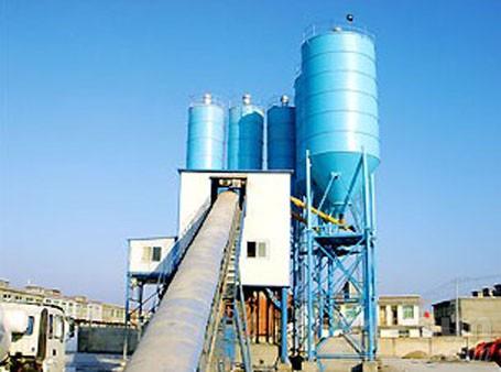 东倡机械商品成套设备系列混凝土搅拌设备