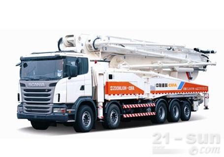 中联重科60X-6RZ混凝土泵车