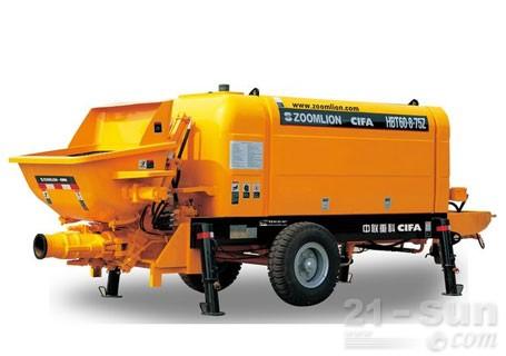 中联重科HBT80.14.132SG车载泵