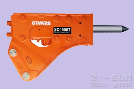 千里马SD4500T破碎锤