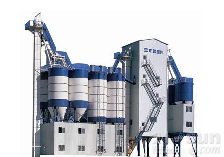 中联重科FJW60B阶梯式干混砂浆生产线