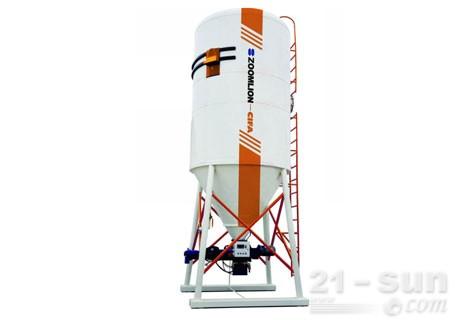中联重科ZLJ22G干混砂浆移动筒仓