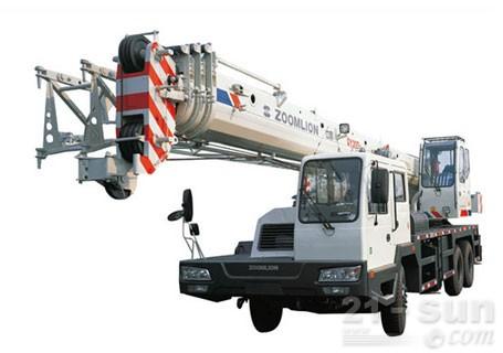中联重科QY20HF431汽车起重机图片