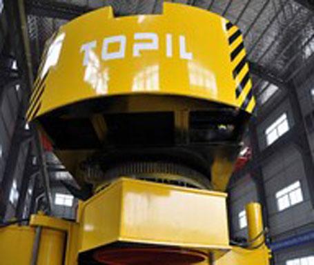恒至凿岩静力压桩机液压静力压桩机图片