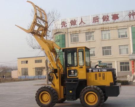 神娃机械SZ-920抓草机图片