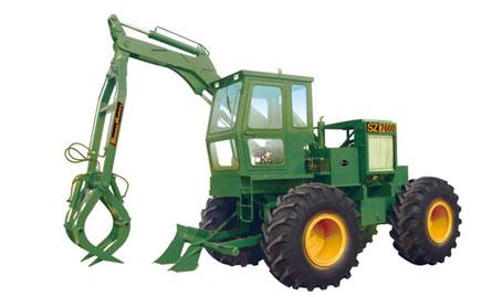 神娃机械SZ-7600甘蔗装载机