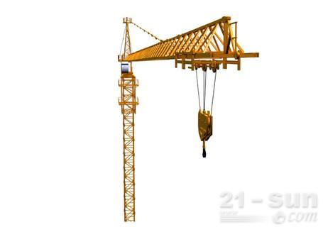中联重科TC5610-6锤头塔式起重机