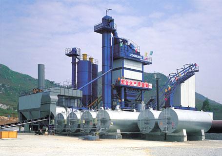 中联重科LB系列沥青混合料搅拌设备