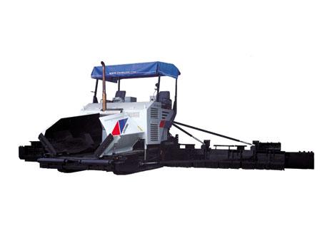 中联重科LTU系列履带式摊铺机