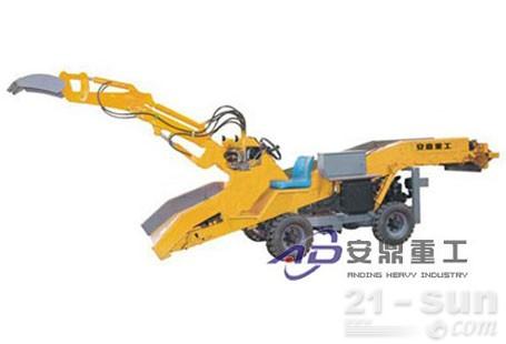 安鼎重工ADAW40标准型扒渣机