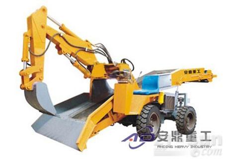 安鼎重工ADAW80加强型扒渣机