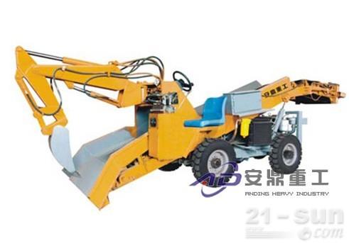 安鼎重工ADAW60(50\80)-4QCD折叠型扒渣机