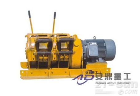 安鼎重工耙矿绞车输送和辅助设备