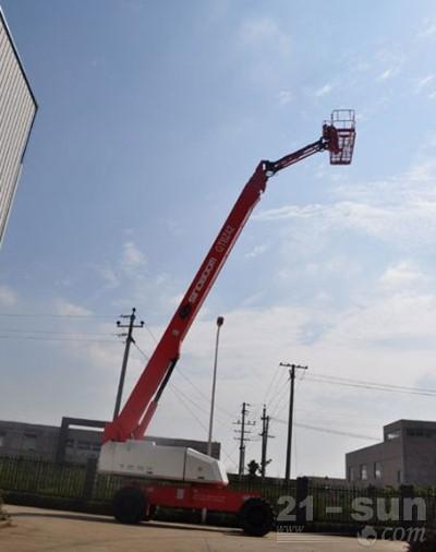 星邦重工42米(GTBZ42)高空作业平台