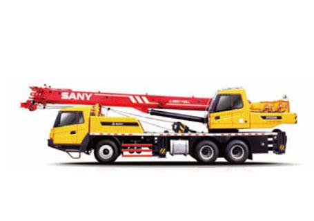 三一STC250汽车起重机