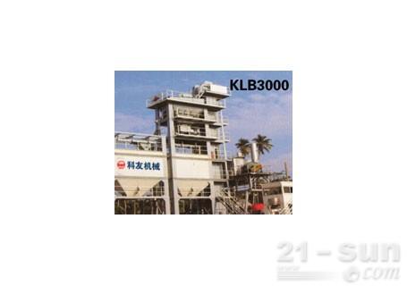 科友机械KLB沥青混合料拌合设备图片