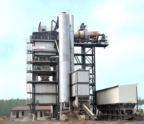 铁拓机械TS系列沥青再生设备