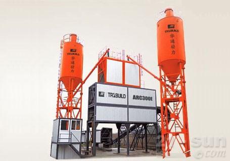 华通动力ARC300E冷再生搅拌设备