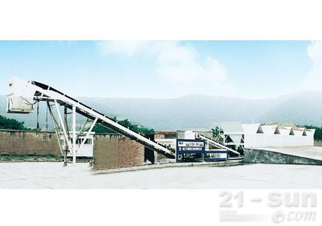 华通动力WBSC600稳定土厂拌设备