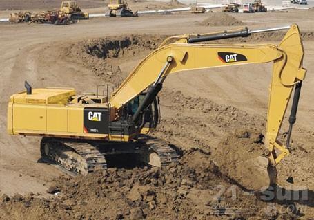 卡特彼勒390D/390DL液压挖掘机