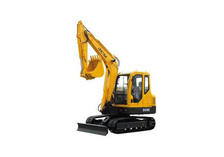 山重建机JCM906D挖掘机
