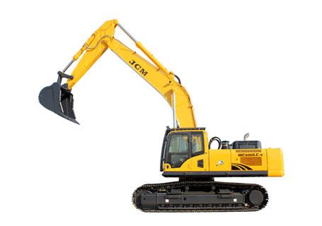 山重建机MC500LC-8挖掘机