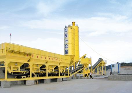 信达WBS500稳定土厂拌设备