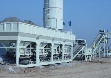 信达WBS600稳定土厂拌设备